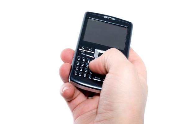 Im Notfall ist ein Handy unentbehrlich