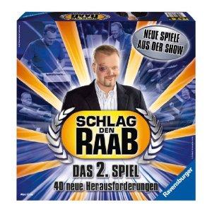 Schlag den Raab - Das zweite Spiel