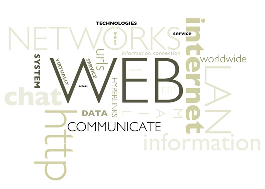 Poster – internet concepts