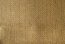 Burlap natural backround texture