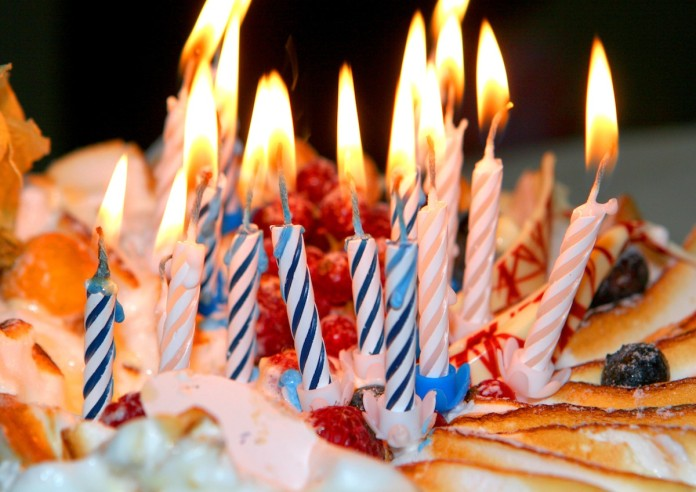 Geburtstag in der Gruppenstunde feiern