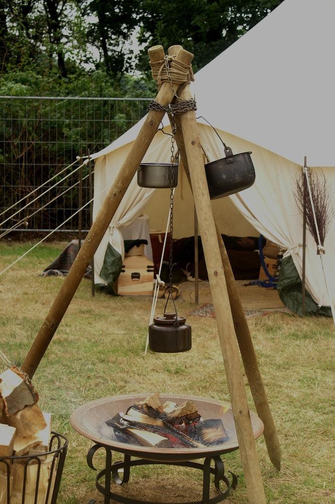 Zelten – der klassische Outdoor-Spaß für Jung und Alt