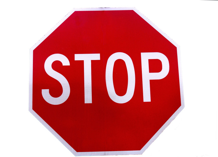 POST - STOP - TOPS - SPOT