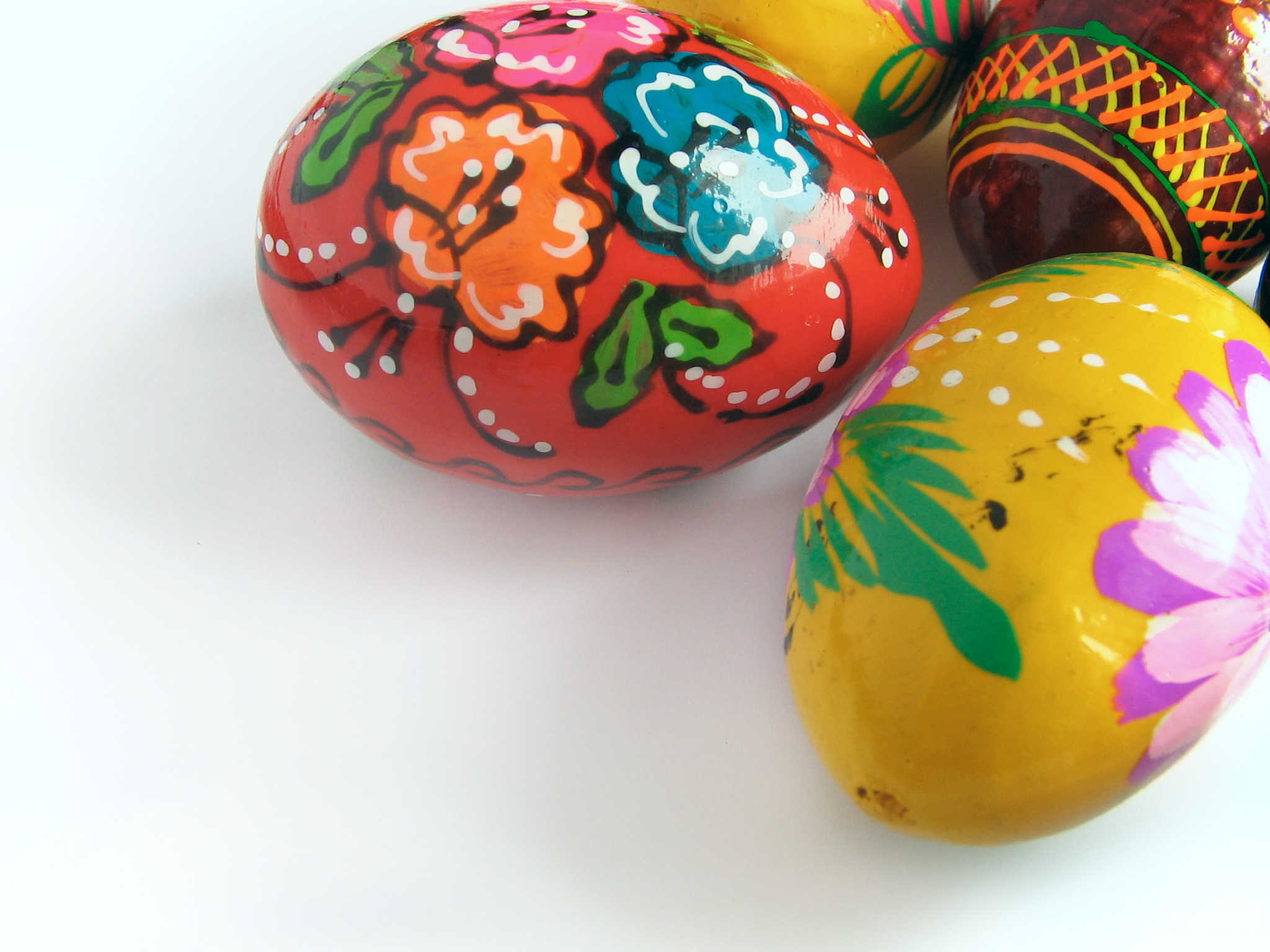 easter painted egg