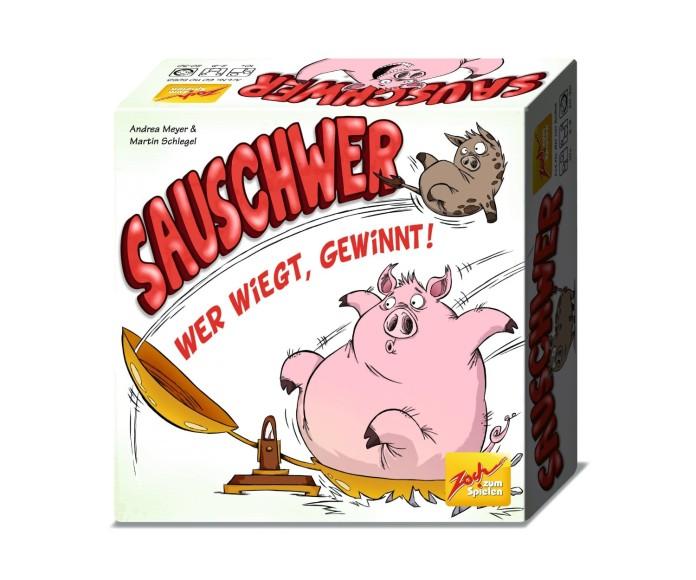 Sauschwer - Wer wiegt, gewinnt!