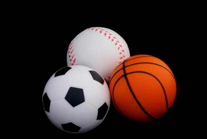 Three balls.