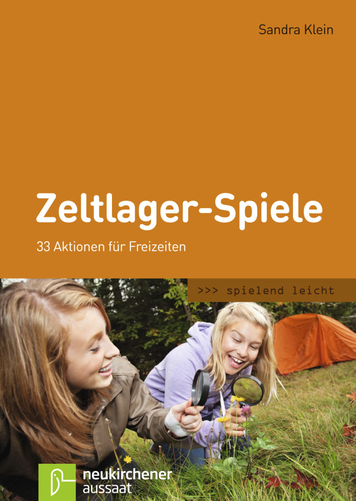 Zeltlager-Spiele