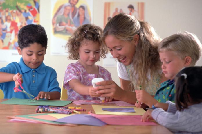 Karten in der Gruppenstunde gestalten