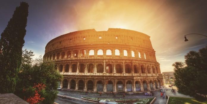 Lager-Motto: Reise durch Europa