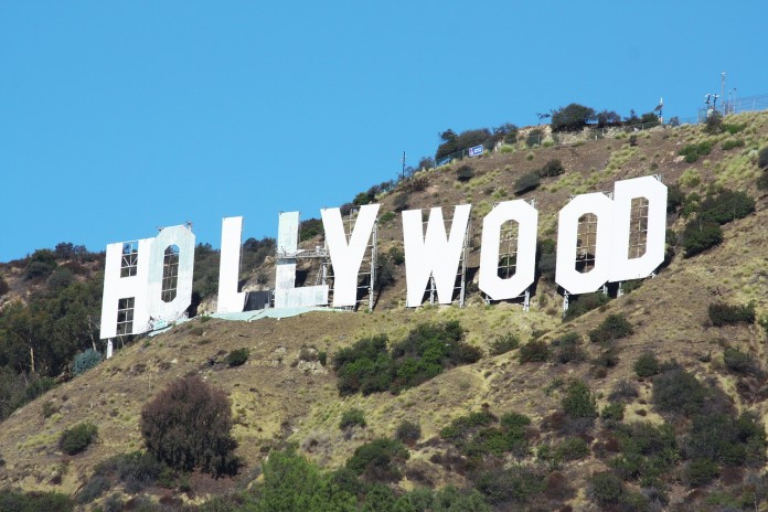 Lager-Motto: Hollywood