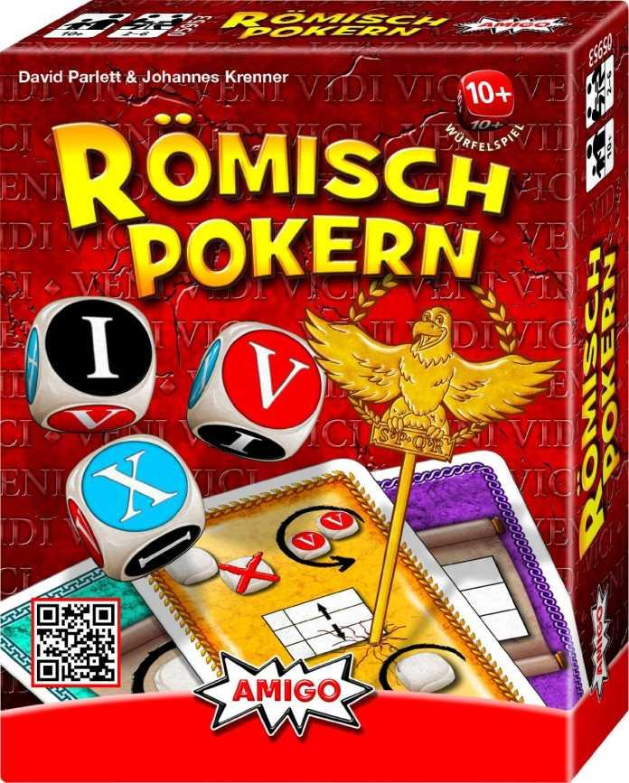 Spieletest: Römisch Pokern