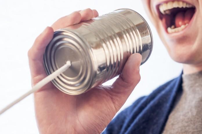 Kommunikationsmetaphern