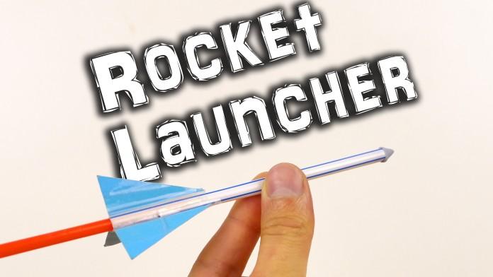 Rakete selber bauen