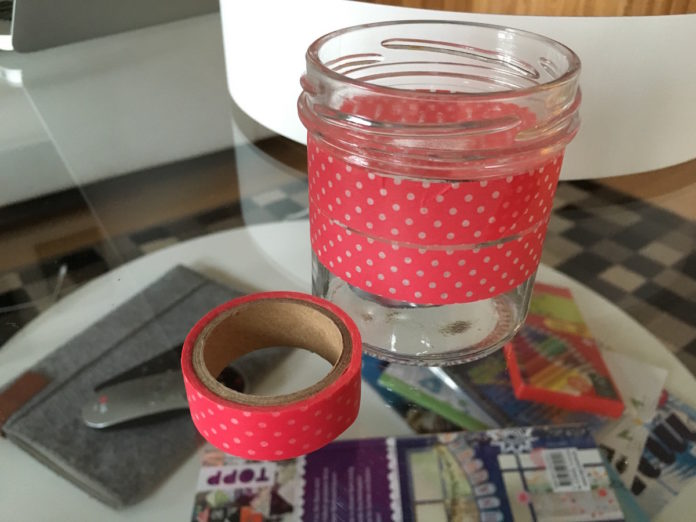 DIY: Schöne und einfache Ideen mit Washi-Tape