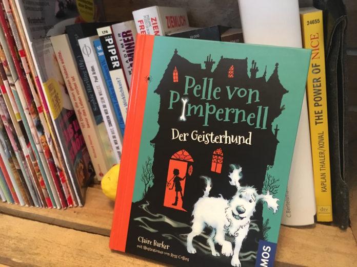 """[Werbung] """"Pelle von Pimpernell - Der Geisterhund"""" aus dem KOSMOS Verlag"""