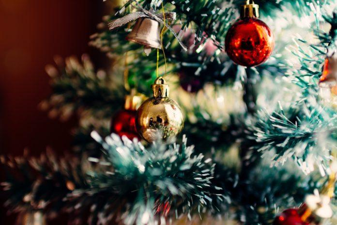Fehler im Weihnachtsbaum