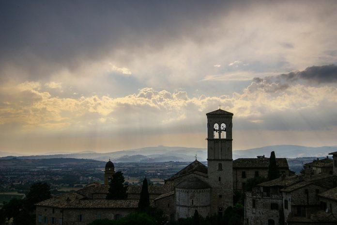 Franz von Assisi: Zur Flamme werden