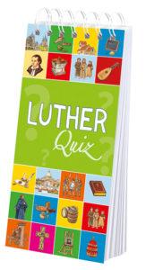 Ideen fürs Reformationsjahr: Luther Quiz