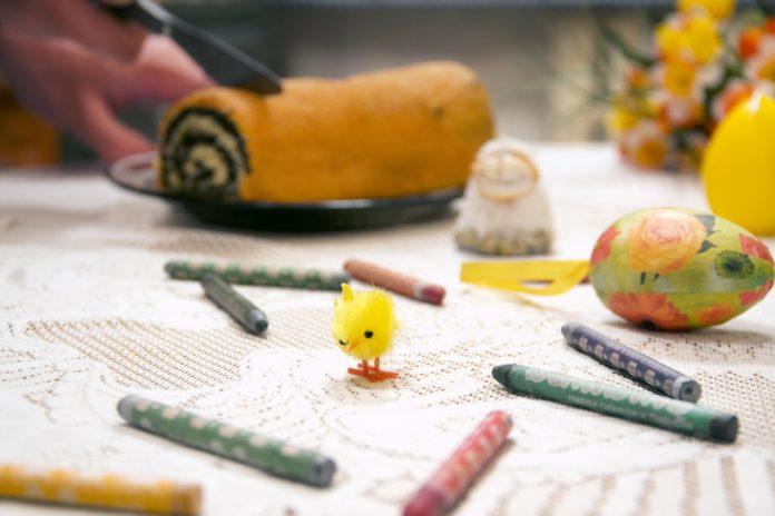Basteln zu Ostern: Drei leichte Anleitungen