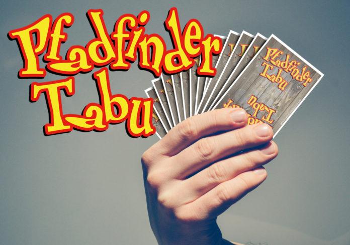 Pfadfinder-Tabu