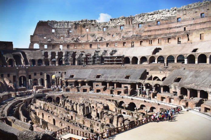Ferienlager-Motto: Rom