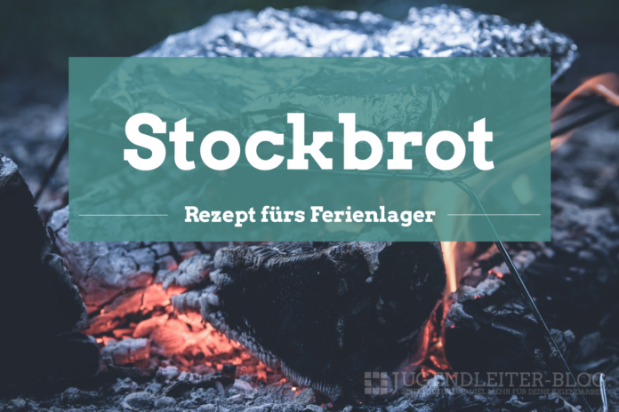Rezept: Stockbrot fürs Lagerfeuer