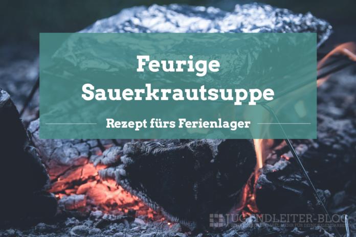 Feurige-Sauerkrautsuppe
