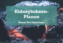 Kidneybohnenpfanne