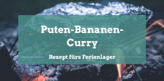 Puten-Bananen-Curry