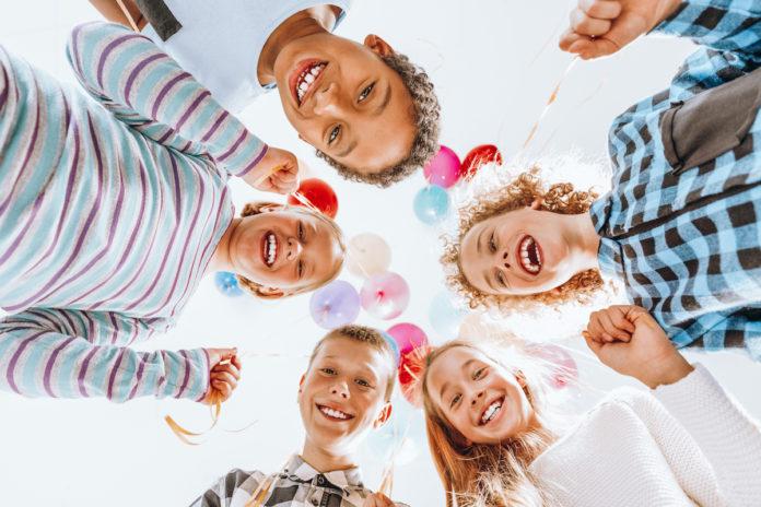 Spiele und Ideen für den Kindergeburtstag