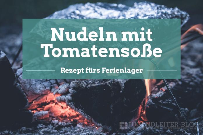 nudeln-tomatensosse