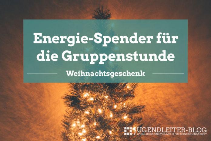 Gruppenstunden-Energie-Spender als Download