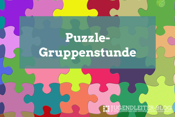 Gruppenstunden-Idee: Puzzle