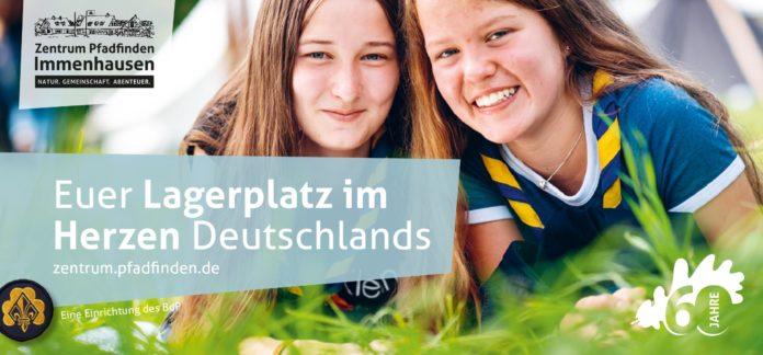 [Anzeige] Zentrum Pfadfinden in Immenhausen