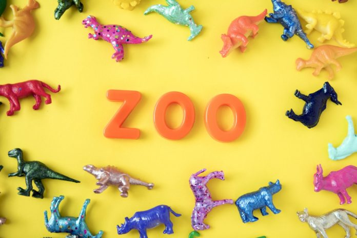 Bewegungsgeschichte für Kinder: Zoo-Besuch