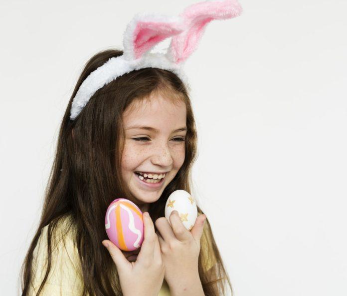 Bewegungsgeschichte für Kinder: Ostern