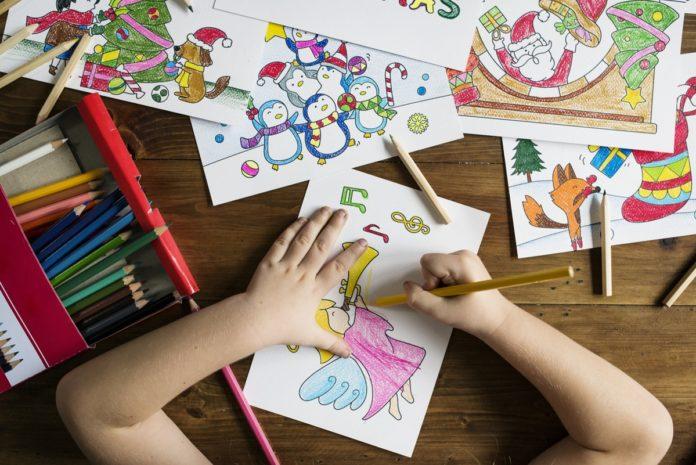 Warum Malen für Kinder so wichtig ist