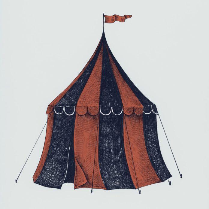 Bewegungsgeschichte für Kinder: Zirkus