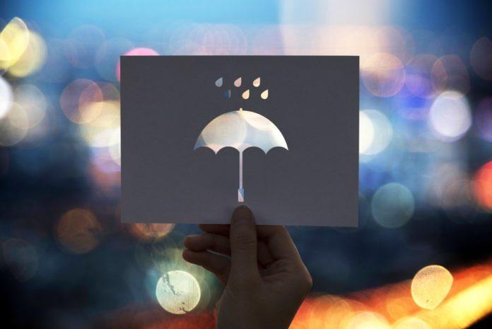 Bewegungsgeschichte für Kinder: Wetter