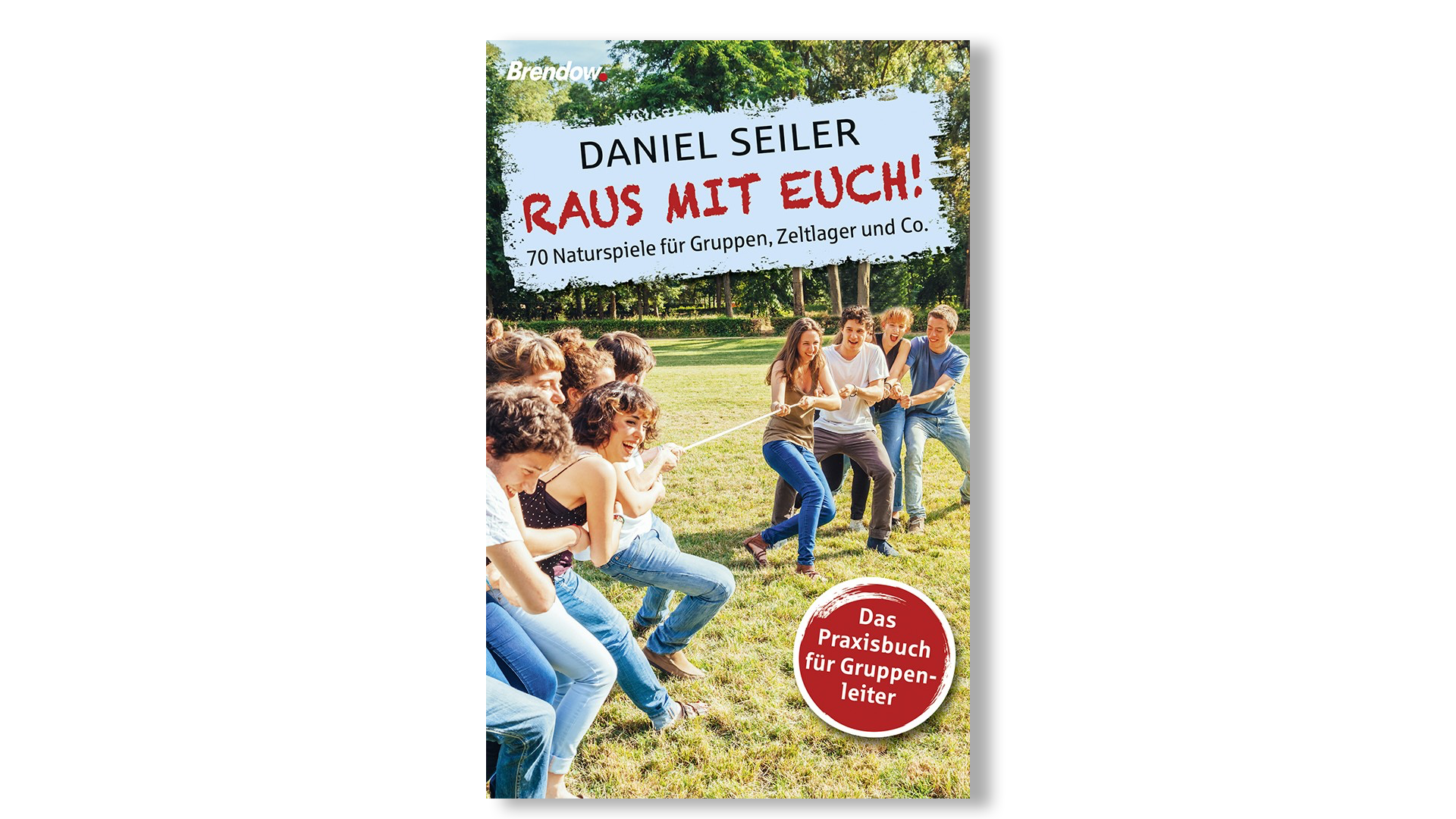 raus-mit-euch Spielebücher für Gruppenstunde und Ferienlager