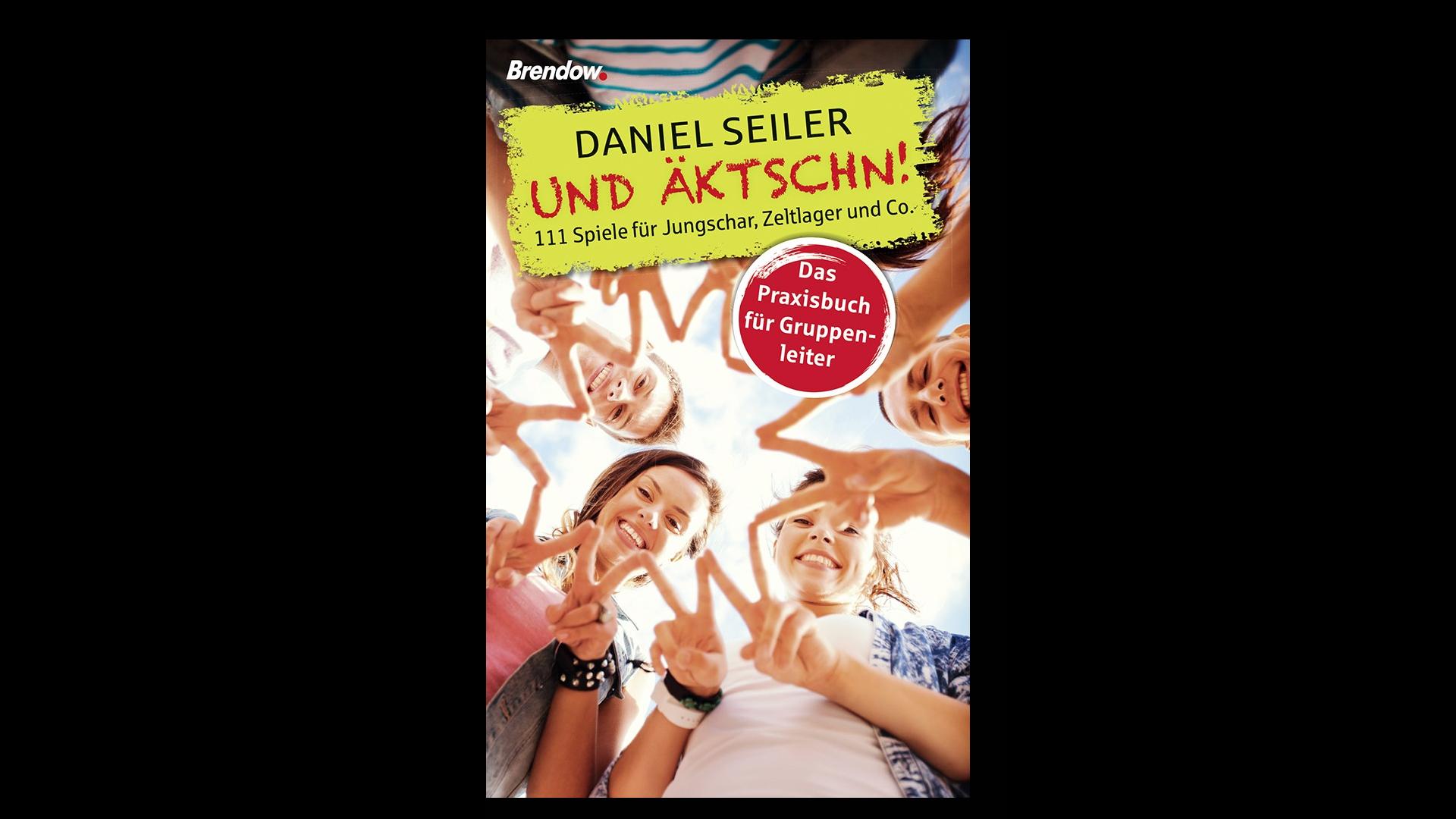 und-aektschn Spielebücher für Gruppenstunde und Ferienlager