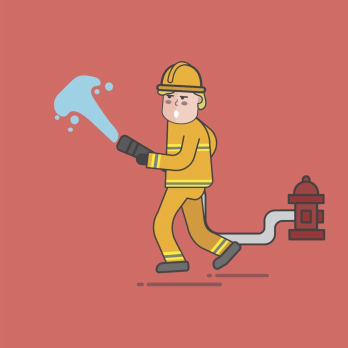 Bewegungsgeschichte für Kinder: Einsatz für die Feuerwehr