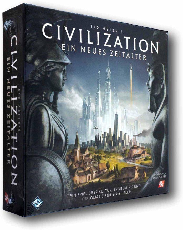Test: Civilization - Ein neues Zeitalter