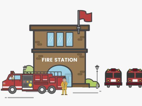 Gruppenstunden-Idee: Feuerwehr