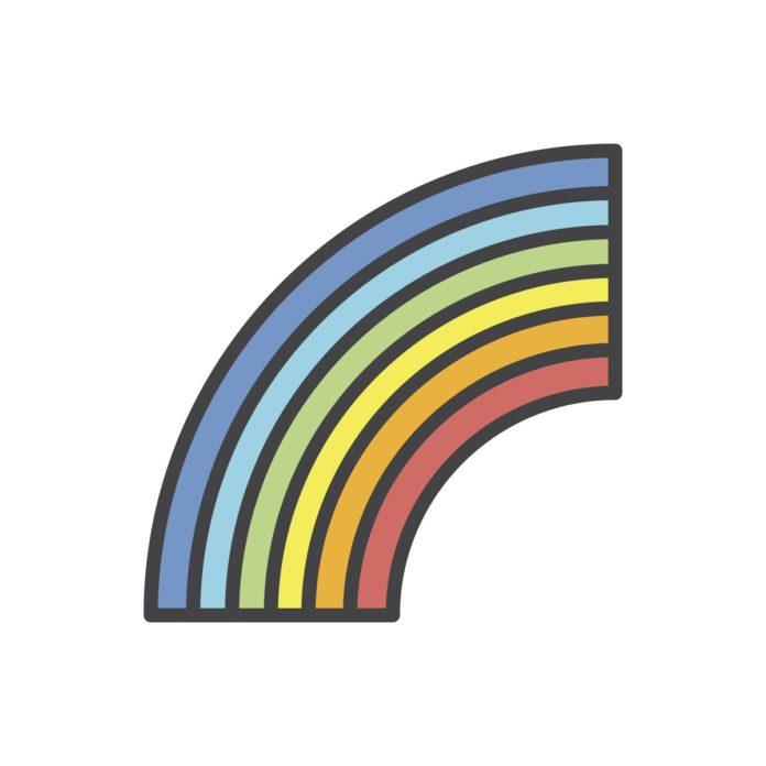 Gruppenstunden-Idee: Regenbogen
