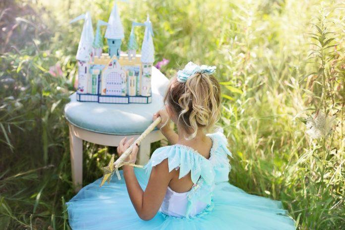10 Prinzessinnen-Spiele für Kinder