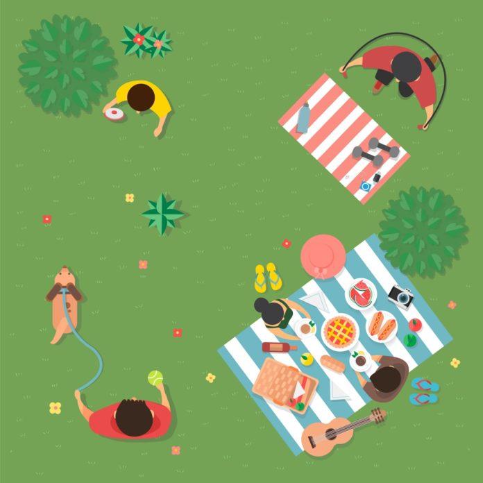 10 Outdoor-Spiele für den Kindergarten
