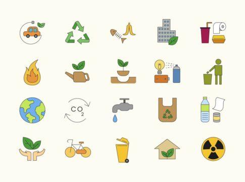 Vorlesegeschichte für Kinder: Umwelt schützen