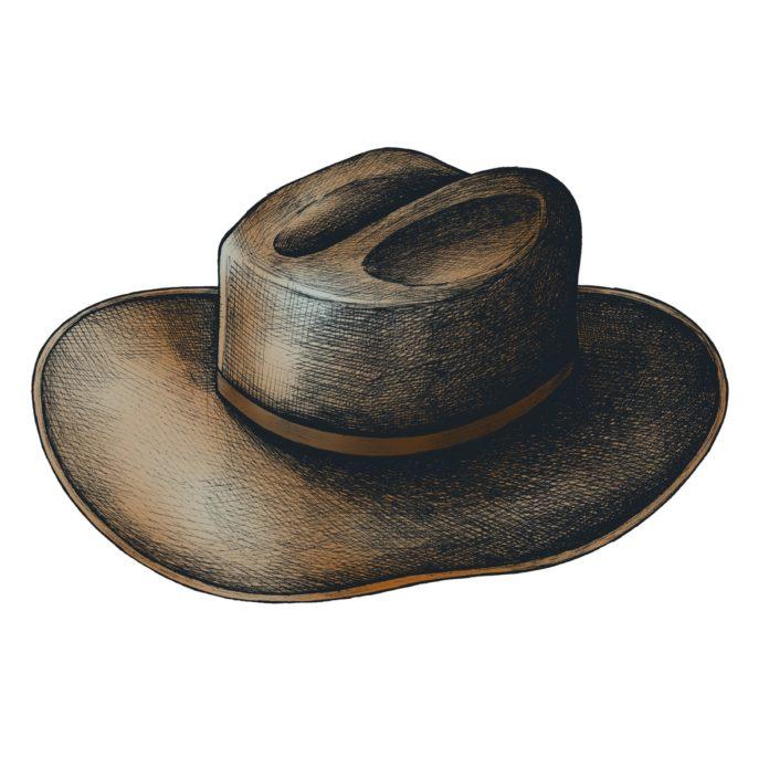 Bewegungsgeschichte für Kinder: Cowboy