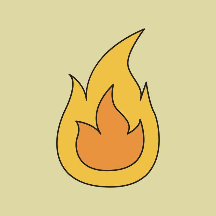 Gruselgeschichte für Jugendliche: Das Lagerfeuer